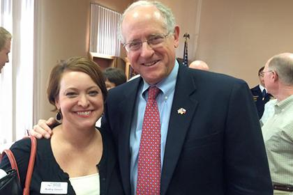 Congressman Mike Conaway at Town Hall
