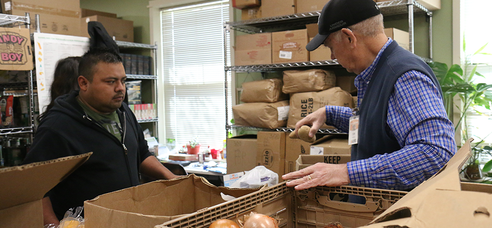Nearly 300 Partner Agencies help the Central Texas Food Bank nourish lives in 21 counties.
